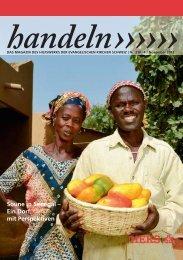 Soune in Senegal – Ein Dorf mit Perspektiven - Heks