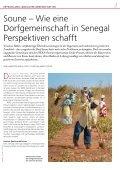Soune in Senegal – Ein Dorf mit Perspektiven - Heks - Seite 3