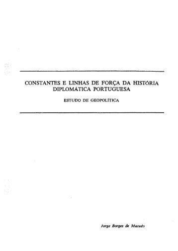constantes e linhas de força da história diplomática portuguesa