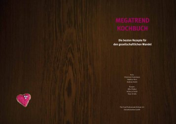 Megatrend Kochbuch - Zukunftsinstitut