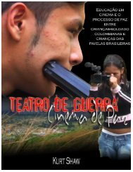 Teatro de Guerra, Cinema de Paz - Shine a Light