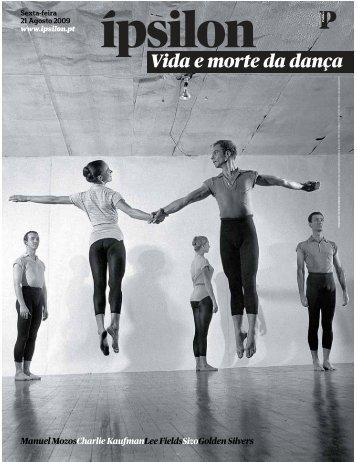 Vida e morte da dança - Fonoteca Municipal de Lisboa