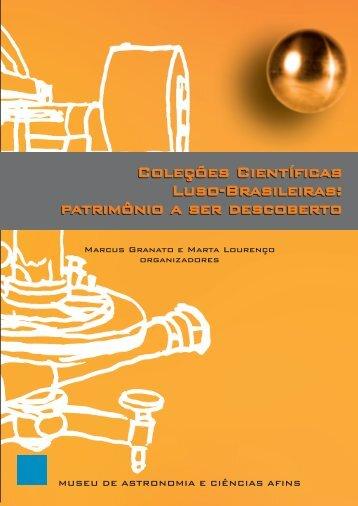 Coleções científicas luso-brasileiras: patrimônio a ser descoberto