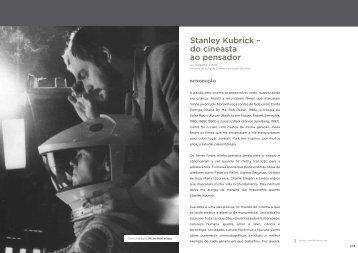 Stanley Kubrick – do cineasta ao pensador - Orson