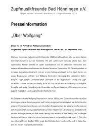 Skizze für ein musikalisches Portrait des Dirigenten (PDF) - bei den ...