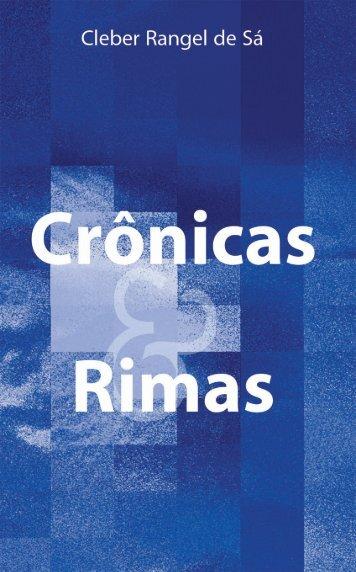 Crônicas e Rimas