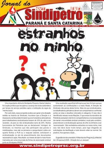FUP solicitou diretamente ao presidente Lula - Sindipetro PR/SC