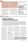 Nottwil – das Cymbal-Mekka Seite 4 Intégration des jeunes: un ... - Seite 6