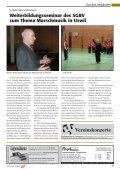 Nottwil – das Cymbal-Mekka Seite 4 Intégration des jeunes: un ... - Seite 7