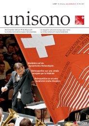 Dirigentin oder Dirigenten - Schweizer Blasmusikverband