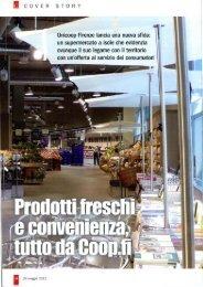 Unicoop Firenze lancia una nuova sfida: un ... - Retail Design