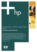 Informationen zu Produkten aus dem HP Renew Programm - 3KV - Seite 4