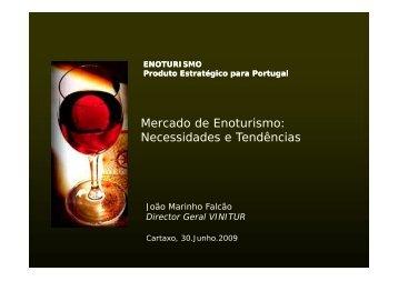 apresentação - Turismo de Portugal