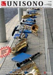 DIRIGENTIN/DIRIGENTEN - Schweizer Blasmusikverband
