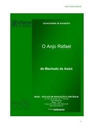 O Anjo Rafael - Unama