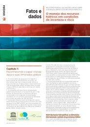 Fatos e dados – Relatório Mundial das Nações Unidas - ICMBio