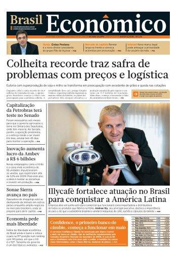 BrECO_120 (SEXTA) : Plano 48 : 1 ... - Brasil Econômico