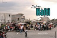 Diário do HAITI - Operações Especiais