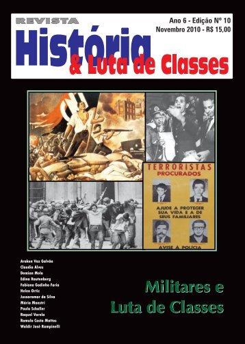 Luta de Classes n 10 - Projeto HAM - História e Análise Midiática