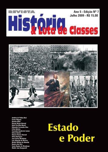 Luta de Classes n 7 - Projeto HAM - História e Análise Midiática