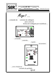 Mega 1 ... SER - SER Elektronik & Schweißtechnik GmbH