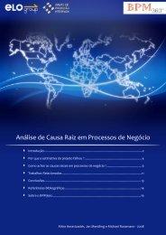 Análise de Causa Raiz em Processos de Negócio - ELO Group