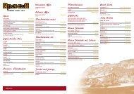 Speisekarte als PDF herunterladen