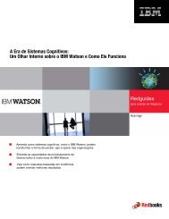 The Era of Cognitive Systems: An Inside Look at IBM Watson and ...