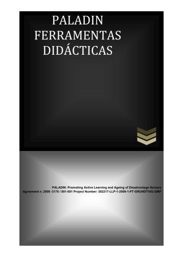 PALADIN FERRAMENTAS DIDÁCTICAS