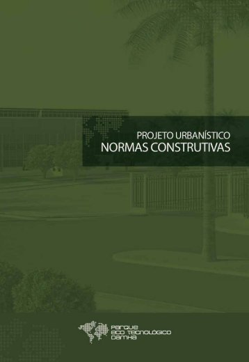 Folder Normas Técnicas print.pdf - Parque Eco Tecnológico Damha