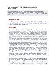 Nas regras da arte -- O Direito e as letras de samba - Academia do ...