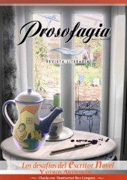 Revista Literaria Prosofagia octubre 2009 - Actualidad La Tribu