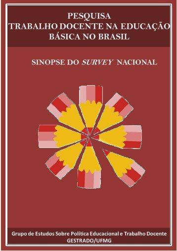 SINOPSE DO SURVEY NACIONAL - Gestrado