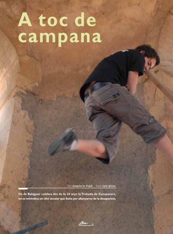 Os de Balaguer celebra des de fa 24 anys la Trobada ... - Ara Lleida