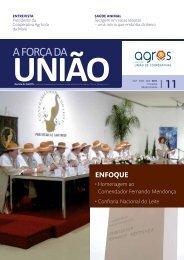 A FORÇA DA - agros.pt