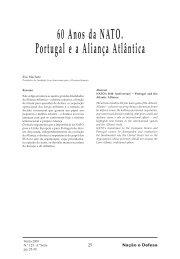 60 Anos da NATO. Portugal e a Aliança Atlântica
