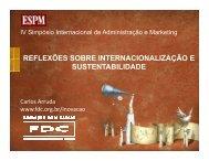 apresentação - ESPM