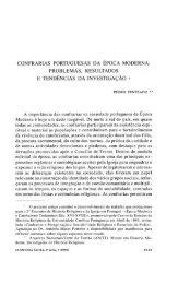confrarias portuguesas da época moderna - Universidade Católica ...