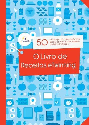 O Livro de Receitas eTwinning - Biblioteca Infoeuropa