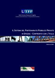 Il sistema del PPP in Spagna - UTFP