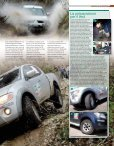 Confronto PickUp 2:Off Road Test - Concessionarie Totani - Page 4