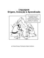 Linguagem Origens, Evolução e Aprendizado - Intelliwise