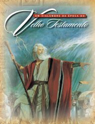 Old Testament Times at a Glance, Booklet