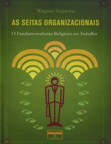 as seitas organizacionais - CRA-RJ