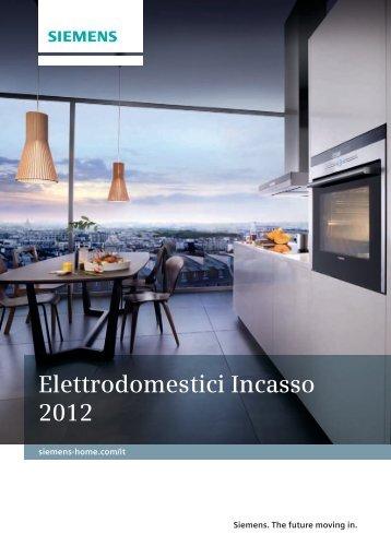 Elettrodomestici Incasso 2012 - CA.EL. di Guido Capozzi & CSaS