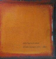 dalla figura al colore arnaldo ricciardi 1971 – 2007