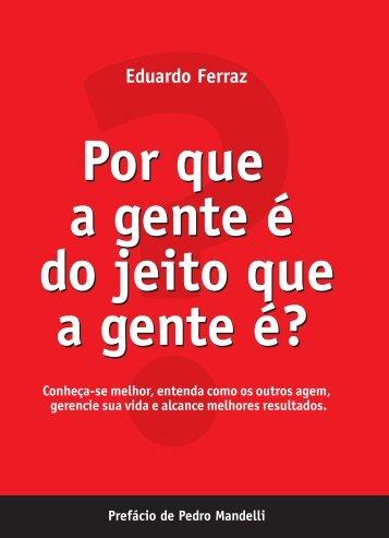 livro - Eduardo Ferraz