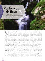 Verificação de fluxo - Linux Magazine Online