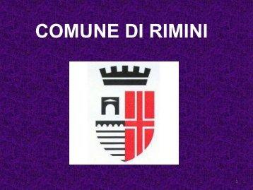 """ATELIER """"UN LUOGO PER EMOZIONARE"""" - Comune di Rimini"""