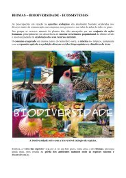 livro eletrônico - Principais Biomas do Mundo - Outorga